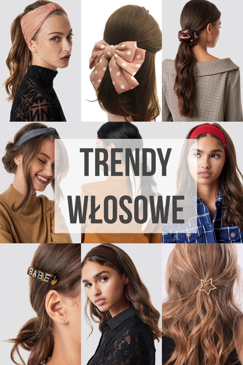 Modne Ozdoby Do Włosów Akcesoria I Fryzury 20192020